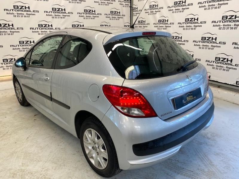 Peugeot 207 1.4 ACTIVE 3P Essence GRIS Occasion à vendre