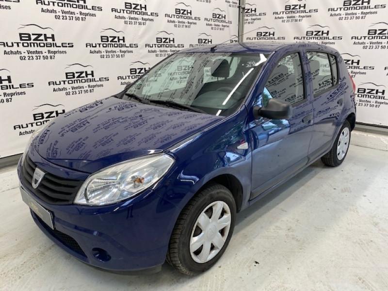 Dacia SANDERO 1.4 MPI 75CH GPL AMBIANCE GPL BLEU F Occasion à vendre