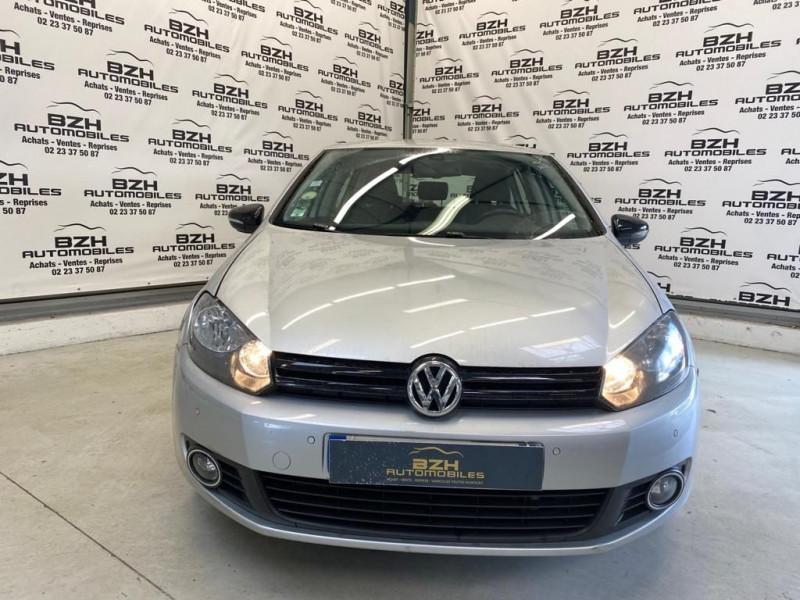 Volkswagen GOLF VI 1.6 TDI 105CH MATCH 5P Diesel GRIS C Occasion à vendre