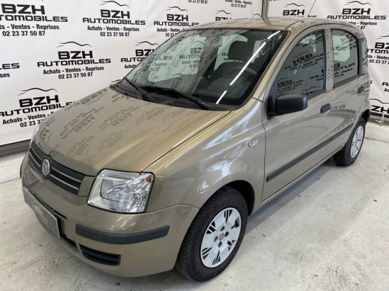 Fiat PANDA 1.2 8V 60CH DYNAMIC Essence BEIGE Occasion à vendre