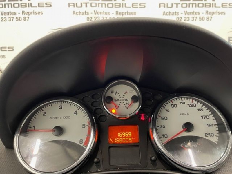 Photo 12 de l'offre de PEUGEOT 207 1.4 HDI70 PREMIUM 5P à 4690€ chez BZH Automobiles