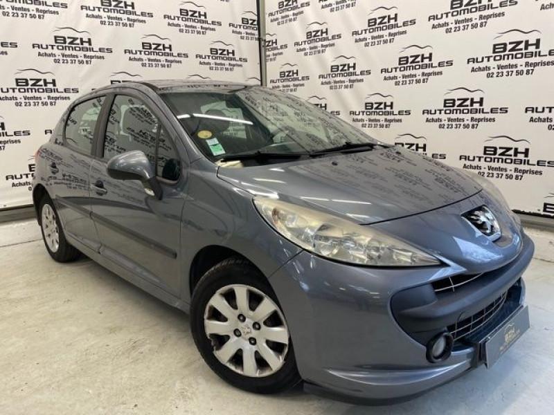 Peugeot 207 1.4 HDI70 PREMIUM 5P Diesel GRIS Occasion à vendre
