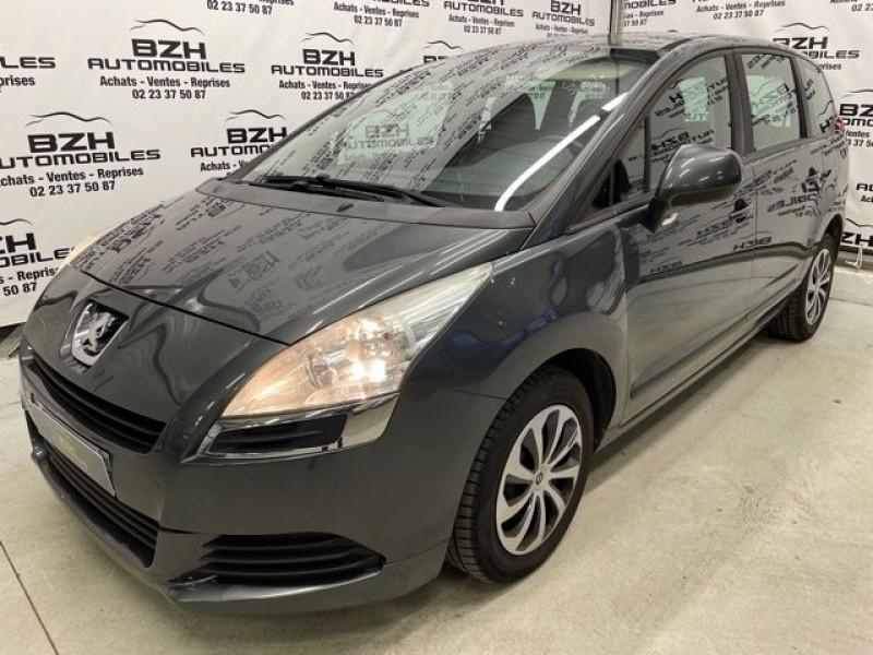 Peugeot 5008 1.6 HDI112 ACCESS 7PL Diesel GRIS F Occasion à vendre