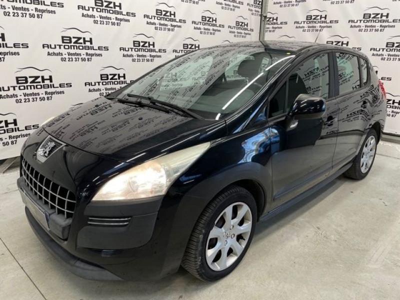 Peugeot 3008 1.6 HDI110 CONFORT PACK Diesel NOIR Occasion à vendre