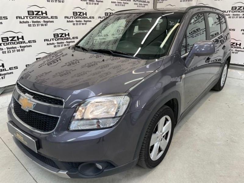 Chevrolet ORLANDO 1.8 16V LT+ Essence GRIS Occasion à vendre