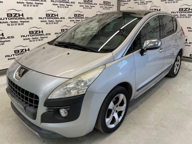 Peugeot 3008 1.6 HDI115 FAP ALLURE Diesel GRIS C Occasion à vendre
