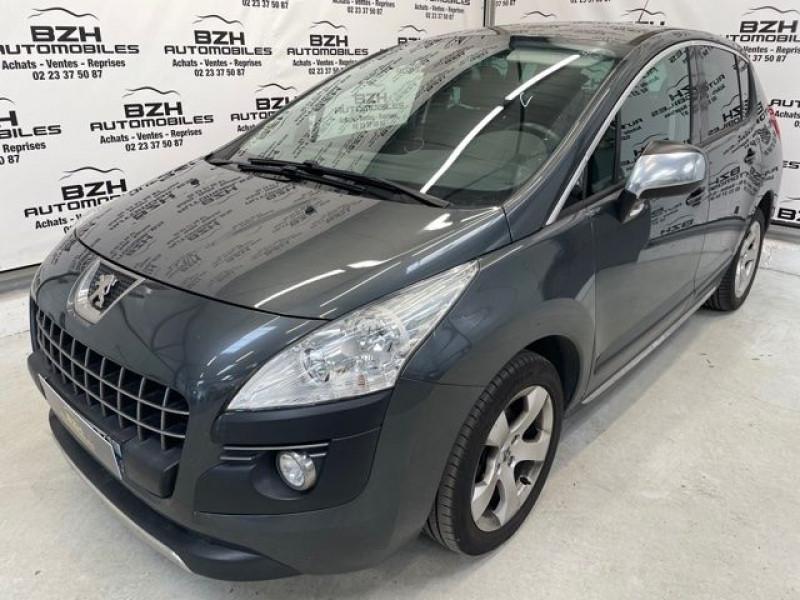 Peugeot 3008 1.6 HDI115 FAP  STYLE II Diesel GRIS Occasion à vendre