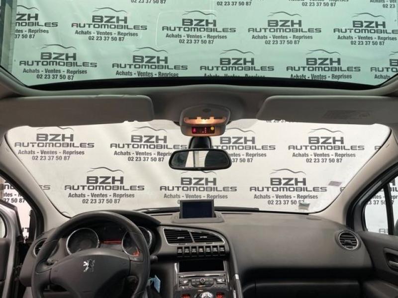 Photo 21 de l'offre de PEUGEOT 3008 1.6 HDI115 ALLURE à 9490€ chez BZH Automobiles