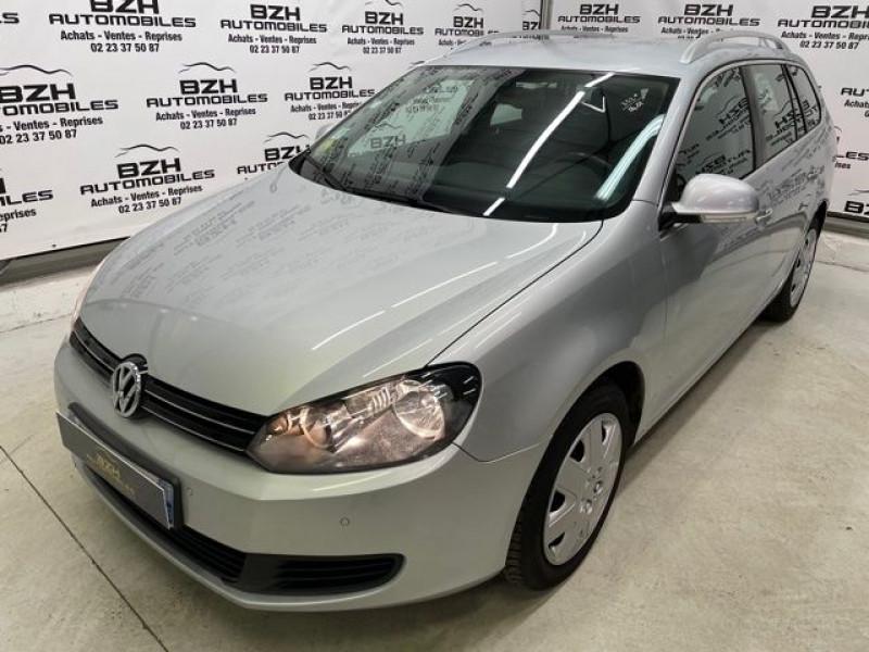 Volkswagen GOLF V SW 1.6 TDI 105CH CONFORTLINE Diesel GRIS C Occasion à vendre