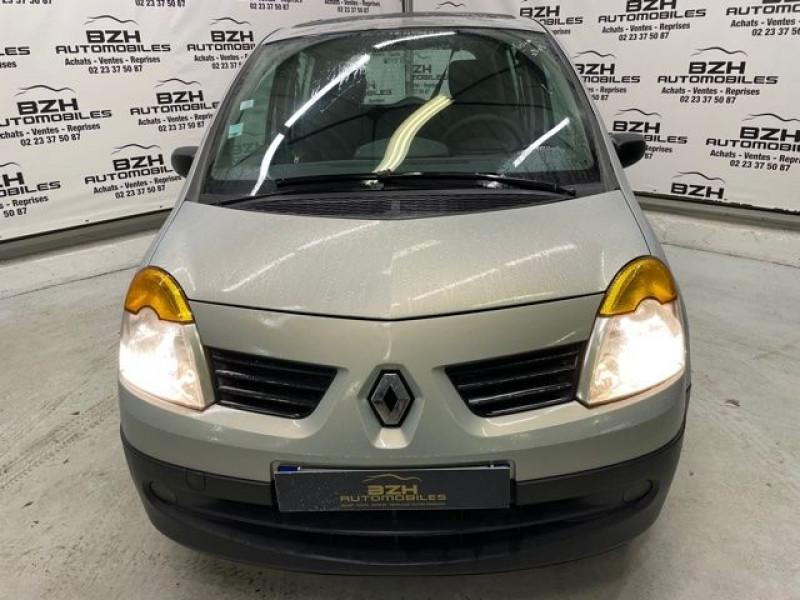 Photo 3 de l'offre de RENAULT MODUS 1.4 16V 98CH PACK AUTHENTIQUE à 4490€ chez BZH Automobiles