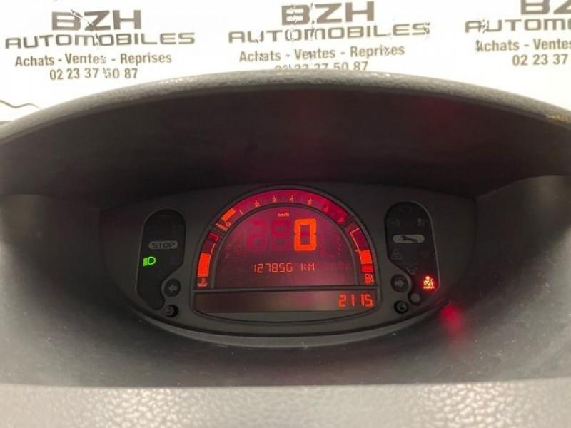 Photo 10 de l'offre de RENAULT MODUS 1.4 16V 98CH PACK AUTHENTIQUE à 4490€ chez BZH Automobiles