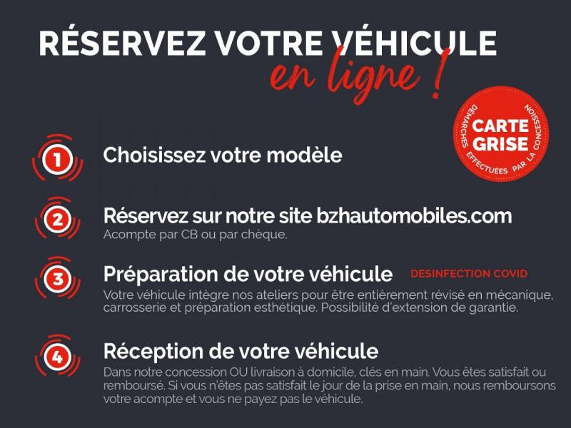 Photo 14 de l'offre de RENAULT MODUS 1.4 16V 98CH PACK AUTHENTIQUE à 4490€ chez BZH Automobiles