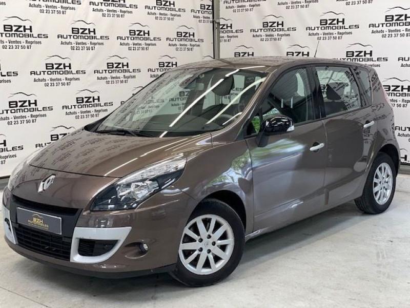 Renault SCENIC III 1.5 DCI 110CH  EXCEPTION EDC Diesel MARRON Occasion à vendre