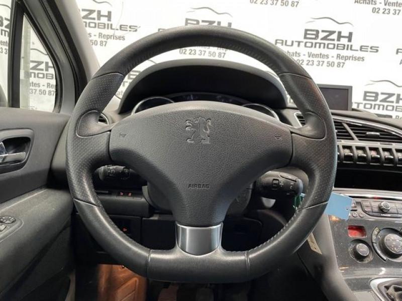 Photo 14 de l'offre de PEUGEOT 3008 1.6 HDI115 ALLURE à 9490€ chez BZH Automobiles