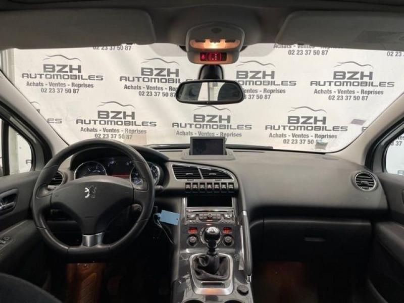 Photo 12 de l'offre de PEUGEOT 3008 1.6 HDI115 ALLURE à 9490€ chez BZH Automobiles