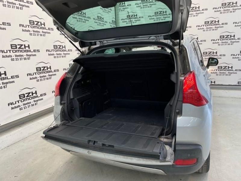 Photo 7 de l'offre de PEUGEOT 3008 1.6 HDI115 ALLURE à 9490€ chez BZH Automobiles