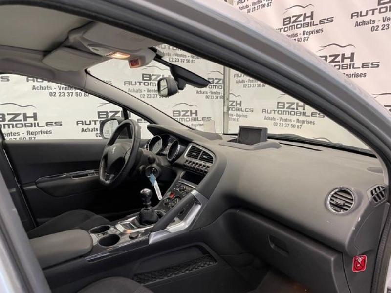 Photo 9 de l'offre de PEUGEOT 3008 1.6 HDI115 ALLURE à 9490€ chez BZH Automobiles