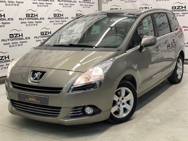 Peugeot 5008 1.6 HDI112 STYLE 5PL Diesel GRIS C Occasion à vendre