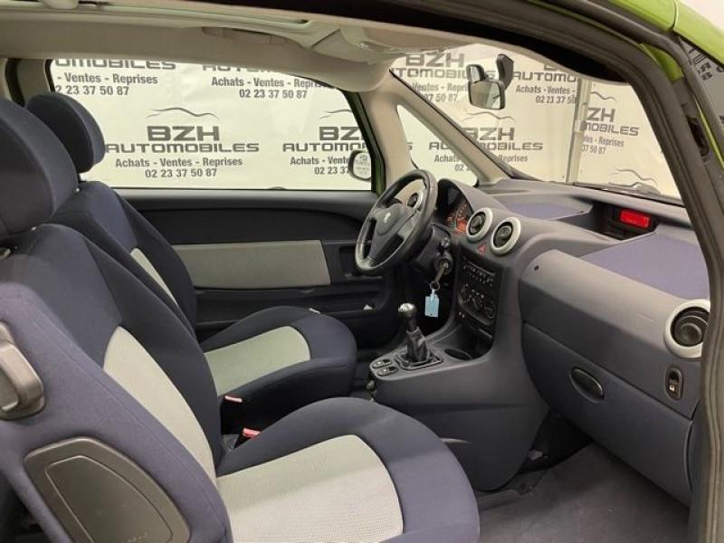 Photo 7 de l'offre de PEUGEOT 1007 1.4 HDI DOLCE à 5490€ chez BZH Automobiles