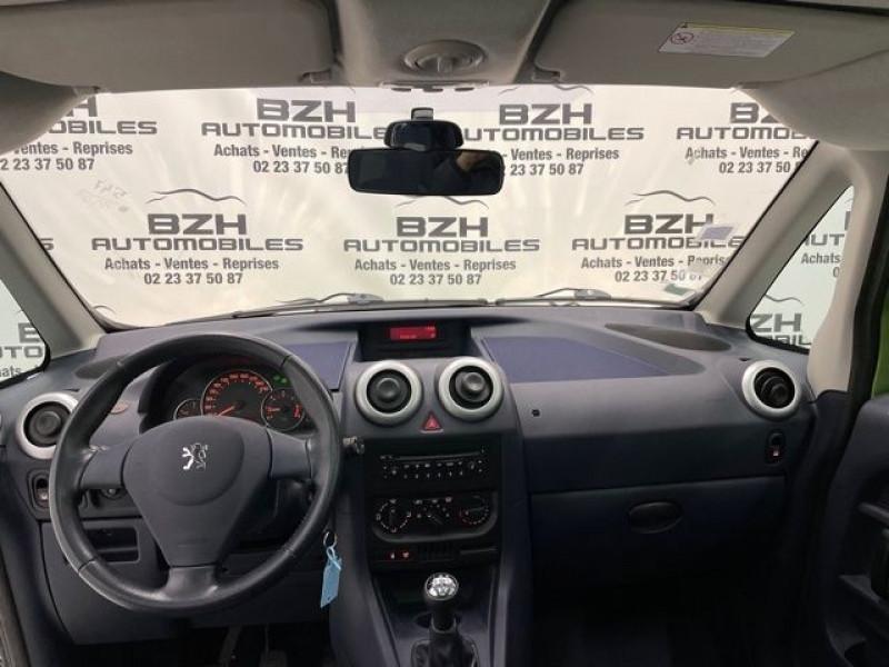 Photo 8 de l'offre de PEUGEOT 1007 1.4 HDI DOLCE à 5490€ chez BZH Automobiles