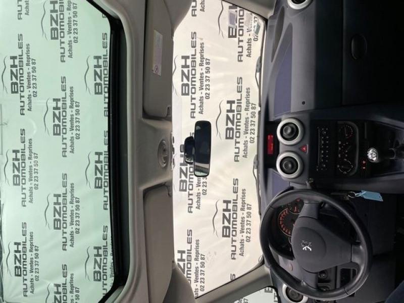 Photo 12 de l'offre de PEUGEOT 1007 1.4 HDI DOLCE à 5490€ chez BZH Automobiles
