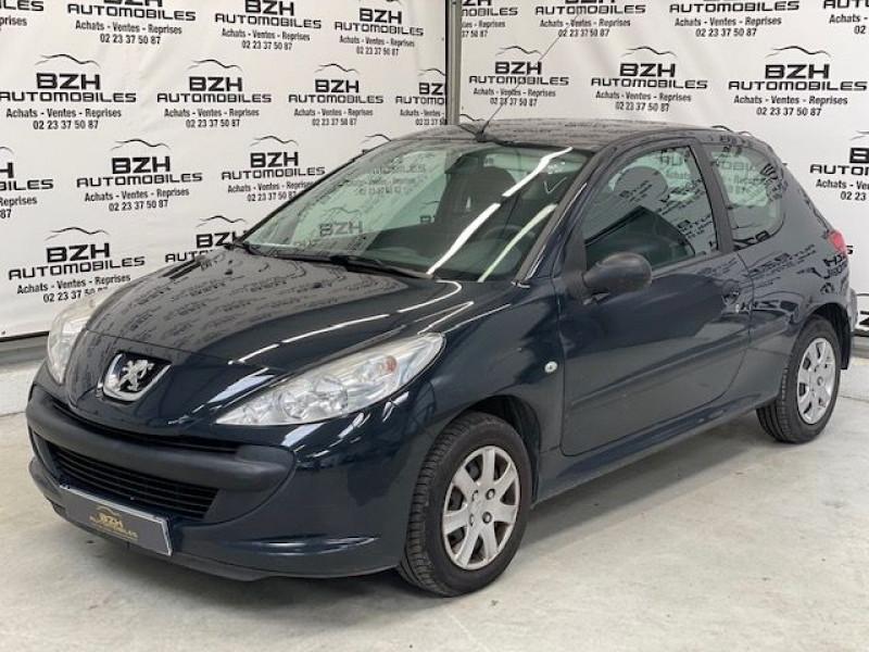 Peugeot 206 + 1.4 URBAN 3P Essence GRIS F Occasion à vendre