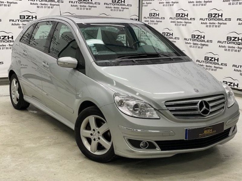 Mercedes-Benz CLASSE B (T245) 200 Essence GRIS C Occasion à vendre