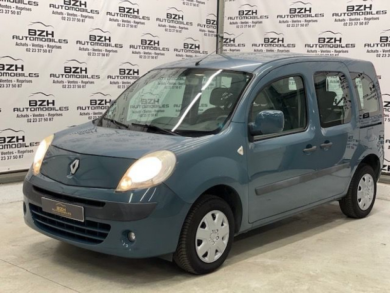 Renault KANGOO II 1.5 DCI 85CH EXPRESSION 140G Diesel GRIS Occasion à vendre