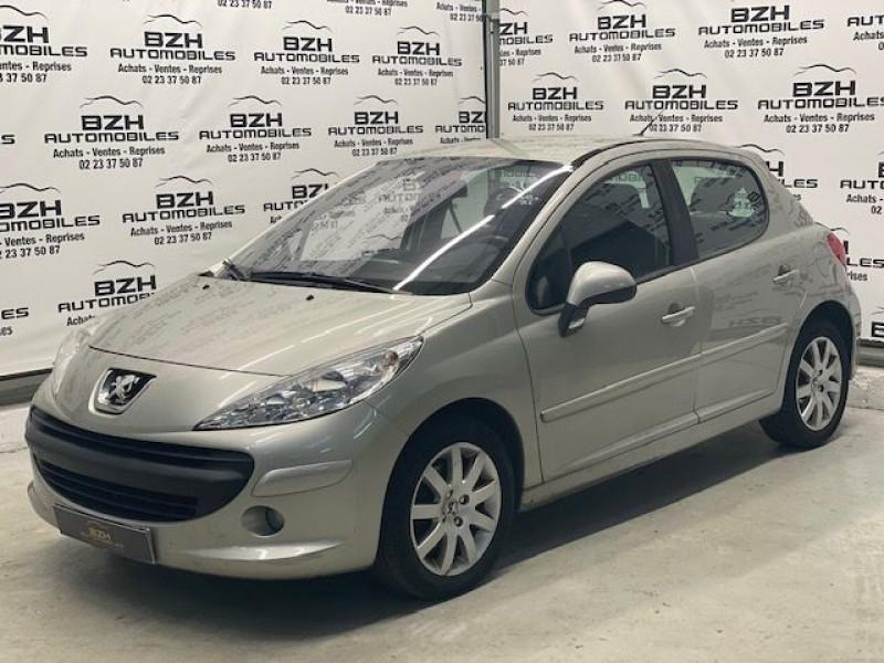 Peugeot 207 1.6 HDI90 EXECUTIVE 5P Diesel GRIS Occasion à vendre