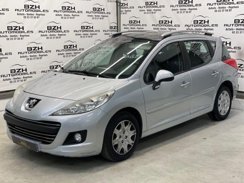 Peugeot 207 SW 1.6 HDI92 FAP BUSINESS PACK Diesel GRIS C Occasion à vendre