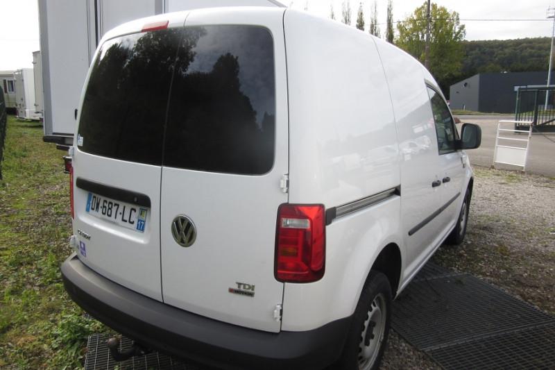 Photo 2 de l'offre de VOLKSWAGEN CADDY 4 MOTION 2.0 TDI 110 BUSINESS LINE à 16500€ chez L'utilitaire Normand