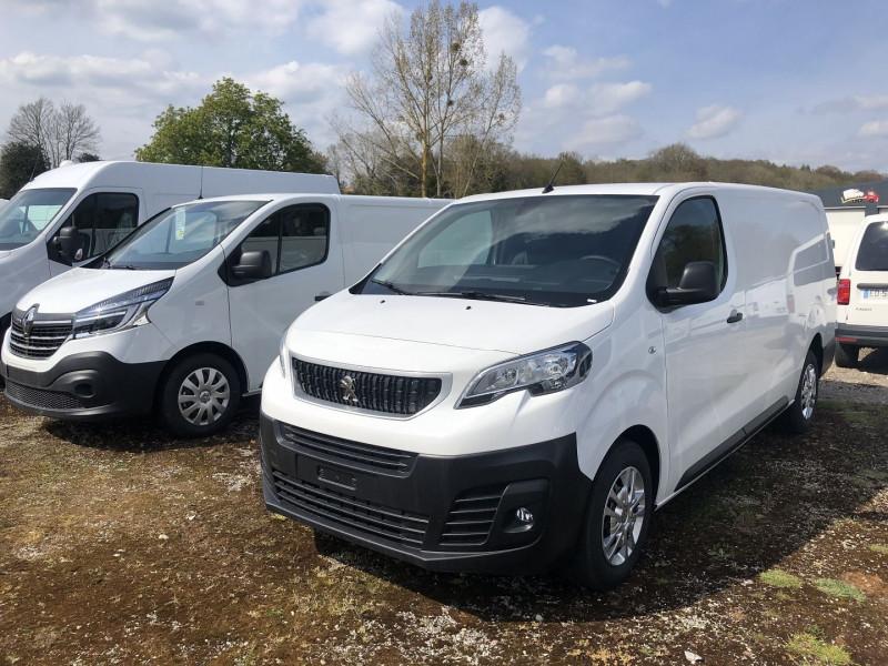 Peugeot EXPERT 3 2.0HDI 120 LONG PREMIUM Diesel BLANC Occasion à vendre