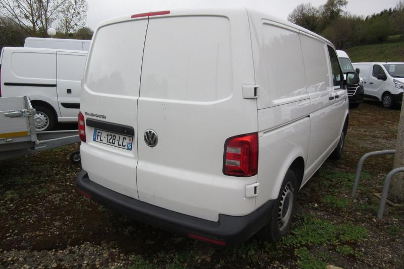 Photo 2 de l'offre de VOLKSWAGEN TRANSPORTER T6 2.0 TDI 102 BUSINESSLINE à 23400€ chez L'utilitaire Normand