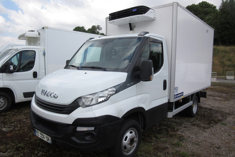 Iveco 35C15  3L 150 CV FRIGO DAILY Diesel BLANC Occasion à vendre