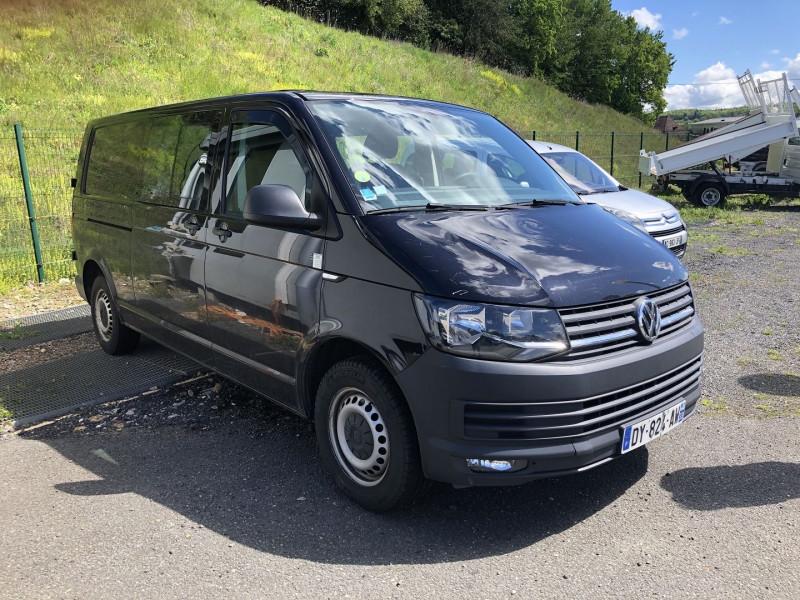 Volkswagen TRANSPORTER T6 PROCAB TDI 140 2.0 TDI 140 BUSINESS LINE Diesel BLANC Occasion à vendre