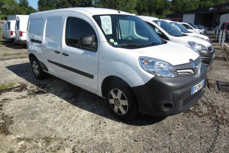 Renault KANGOO L2 EXTRA R-LINK 90 CV KANGOO II 1.5 DCI 90 ENERGY E6 Diesel BLANC Occasion à vendre