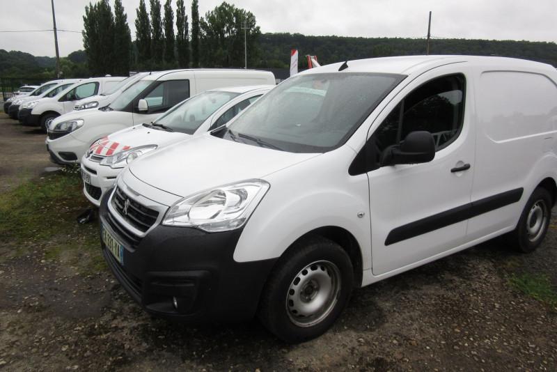 Peugeot PARTNER BLUE HDI 100 3 PLACES PREMIUM ACK Diesel BLANC Occasion à vendre