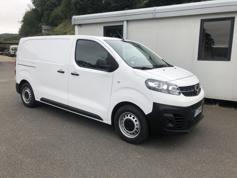 Opel VIVARO 2.0 BLUEHDI 150 PACK CLIM Diesel BLANC Occasion à vendre