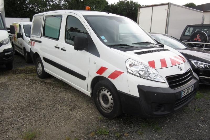 Peugeot EXPERT 2.0 HDI 125 L1 H1 CONFORT Diesel BLANC Occasion à vendre