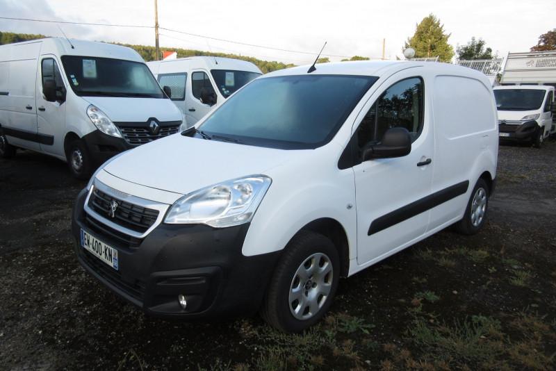 Peugeot PARTNER BLUEHDI 100 STANDARD PREMIUM Diesel BLANC Occasion à vendre
