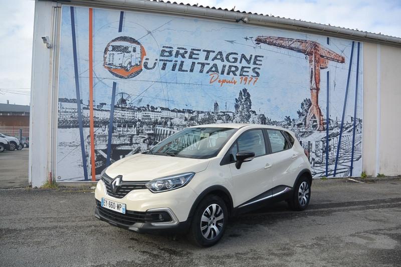 Renault CAPTUR SOCIETE 2 PLACES TCE 90CH ENERGY BUSINESS EURO6C Essence BEIGE Occasion à vendre