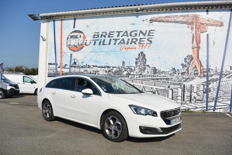Peugeot 508 SW 2.0 HDI 180 CV EAT6 ALLURE Diesel BLANC Occasion à vendre