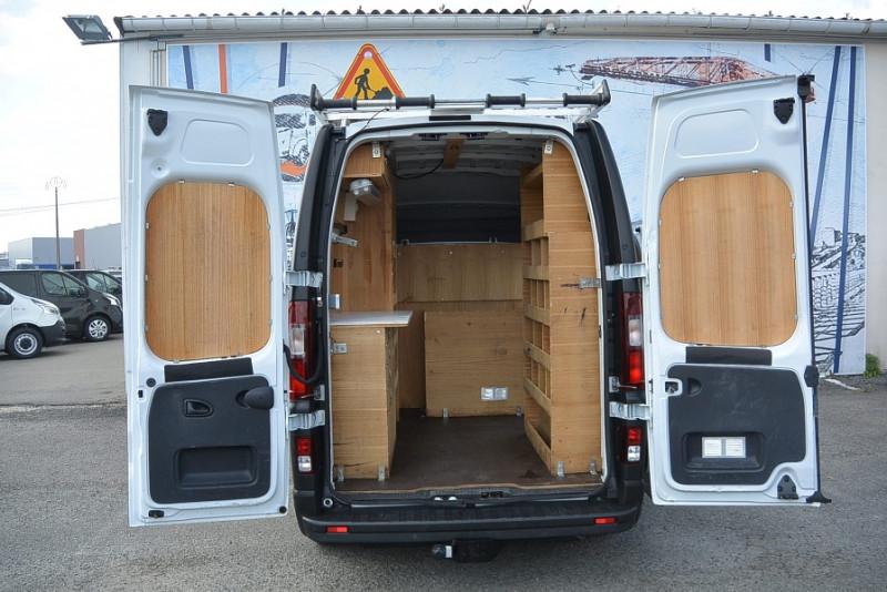 Renault TRAFIC L1H2 ATELIER 220V DCI 125CV ENERGY GRAND CONFORT + NBRES OPTIONS Diesel BLANC Occasion à vendre