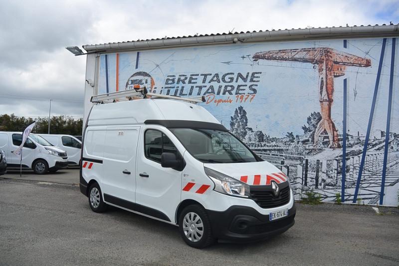 Renault TRAFIC L1H2 ATELIER 220V DCI 125CV ENERGY GRAND CONFORT + OPTIONS Diesel BLANC Occasion à vendre