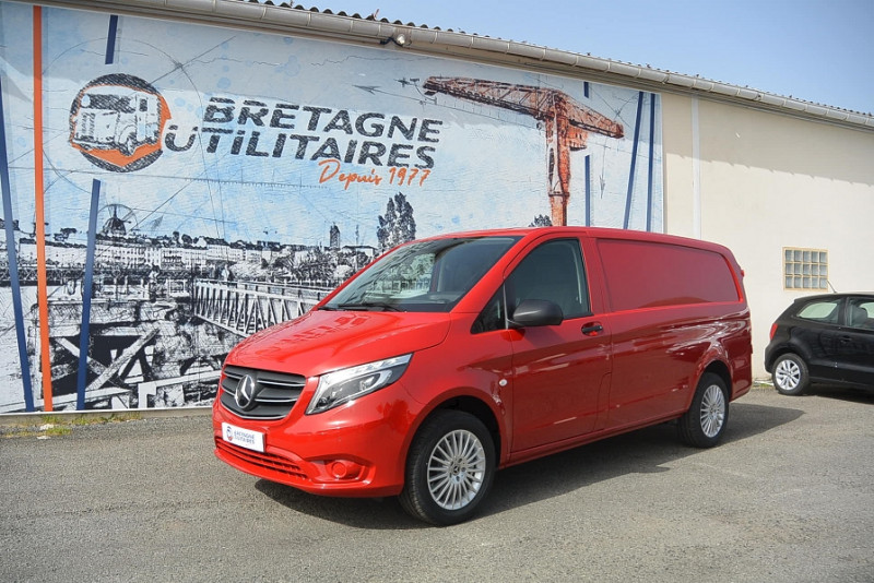 Mercedes-Benz VITO 119 CDI 4X4 9G-TRONIC ROUGE JUPITER LONG SELECT E6 + OPTIONS Diesel ROUGE JUPITER Occasion à vendre