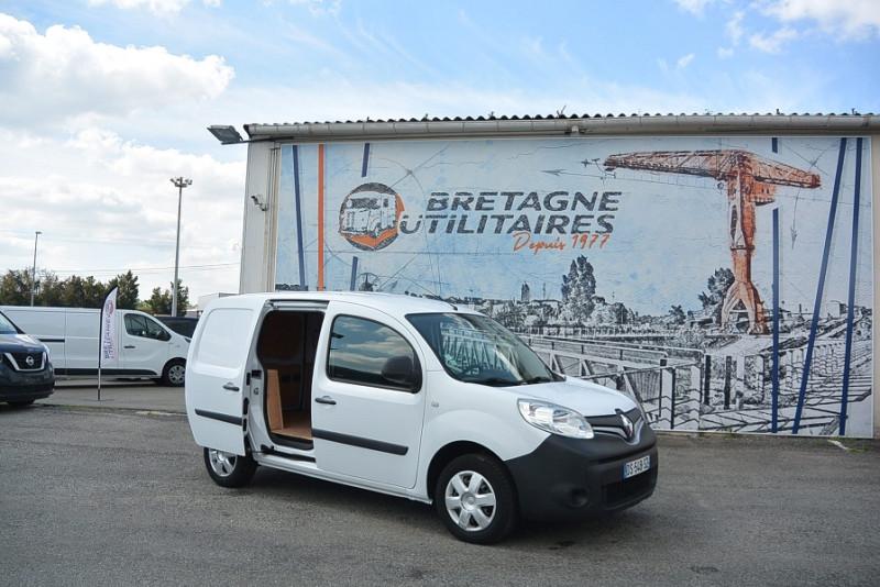 Renault KANGOO L1 DCI 75 CV CONFORT + OPTIONS Diesel BLANC Occasion à vendre