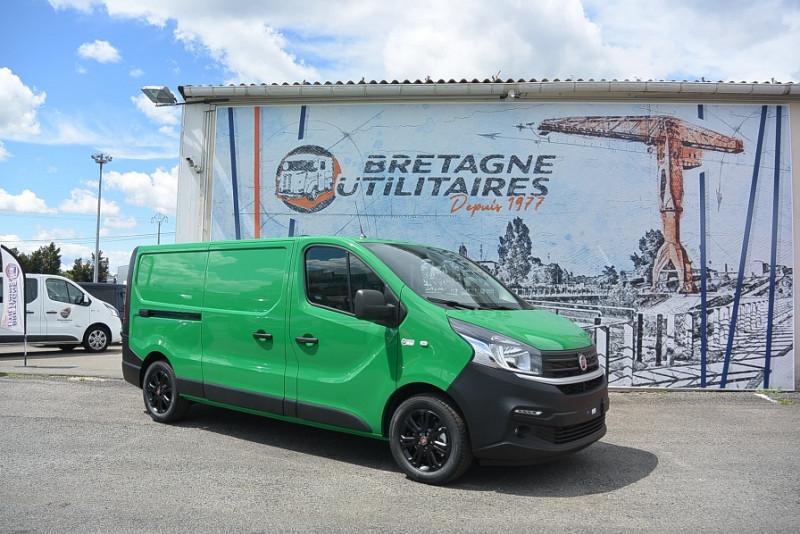 Photo 1 de l'offre de FIAT TALENTO VERT LH1 2.0 MULTIJET DCT 170CH  EVOLUZIONE à 29988€ chez Bretagne Utilitaires