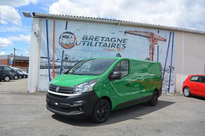 Photo 2 de l'offre de FIAT TALENTO VERT LH1 2.0 MULTIJET DCT 170CH  EVOLUZIONE à 29988€ chez Bretagne Utilitaires