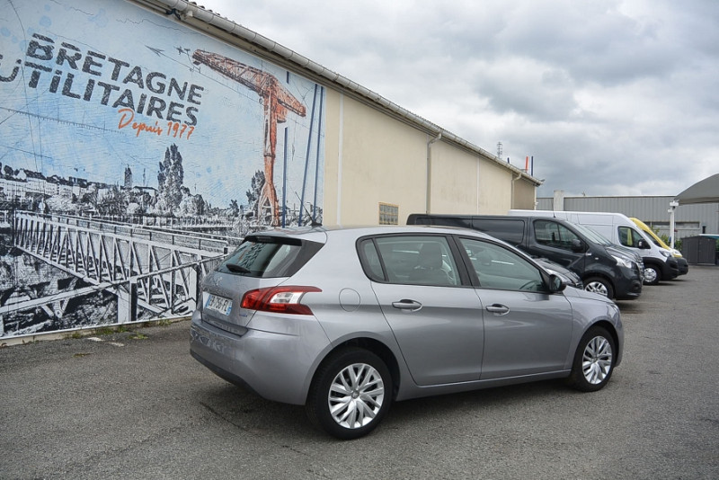 Photo 8 de l'offre de PEUGEOT 308 SOCIETE 2 PLACES 1.6 BLUEHDI 100 S&S ACTIVE BUSINESS à 9588€ chez Bretagne Utilitaires