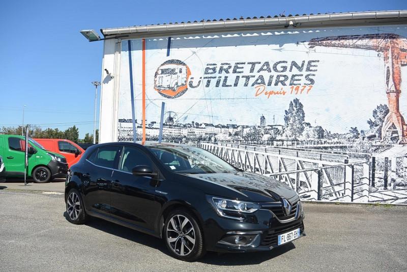 Renault MEGANE IV STE 1.5 BLUE DCI 115CV EDC BVA LIMITED Diesel NOIR  Occasion à vendre